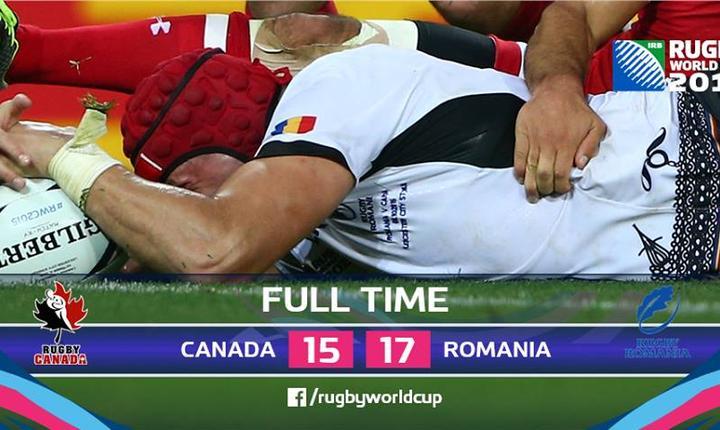 România - Canada