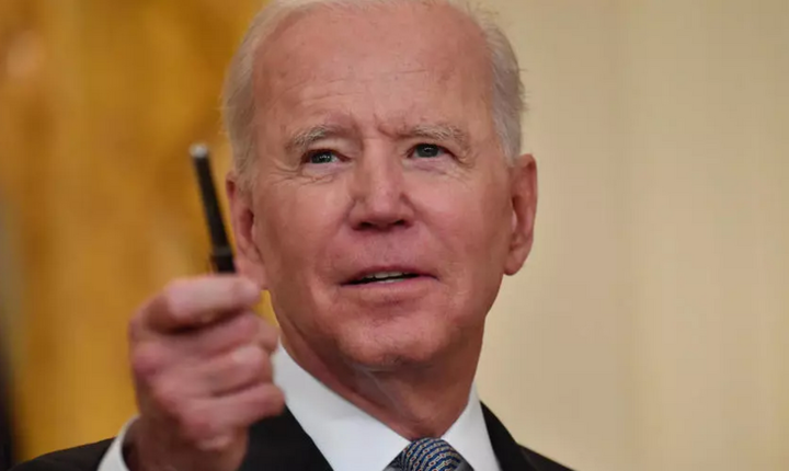 "Preşedinte american Joe Biden, ""vedeta"" summit-ului NATO de la Bruxelles de pe 14 iunie 2021."