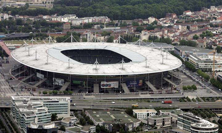 Stade de France (Foto: Reuters/Regis Duvignau)