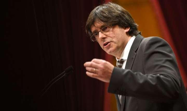 Carles Puigdemont solicita negocieri timp de doua luni cu guvernul spaniol