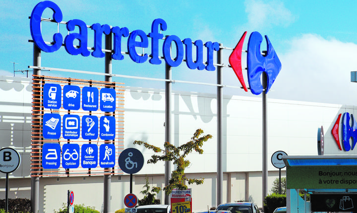 Afacerile totale ale Carrefour România se vor apropia de 1,5 miliarde de euro