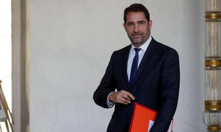 Christophe Castaner preia ministerul de Interne dupà demisia lui Gérard Collomb