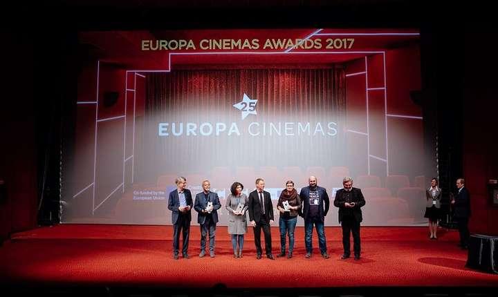 Câștigătorii premiilor Europa Cinemas