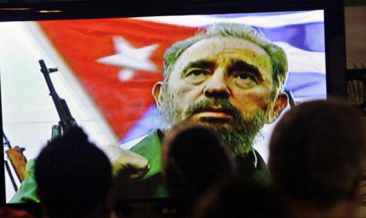 Serbarea semicentenarului revolutiei cubaneze, 1 ianuarie 2009 la Santiago de Cuba