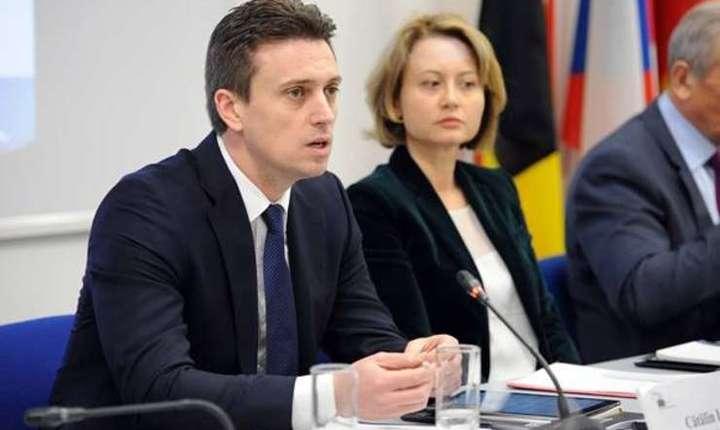 Europarlamentarul Cătălin Ivan propune un proiect politic nou pentru PSD (Sursa foto: Facebook/Cătălin Ivan)