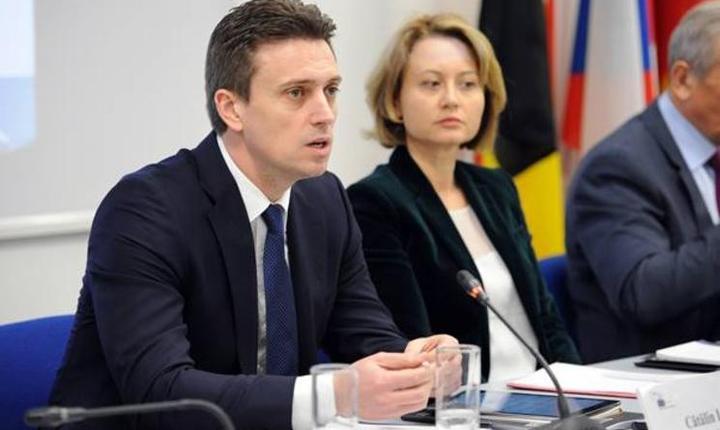 Europarlamentarul Cătălin Ivan (Sursa foto: Facebook/Cătălin Ivan)