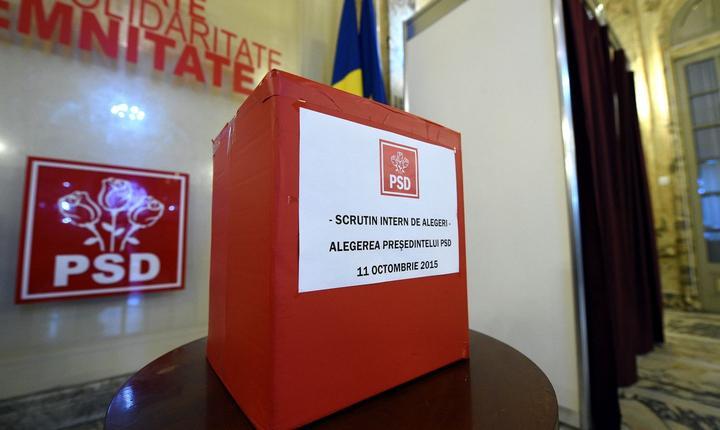 Alegeri la PSD (Foto: www.psd.ro)