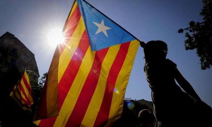 Sedinta de urgenta a guvernului catalan dupa referendum