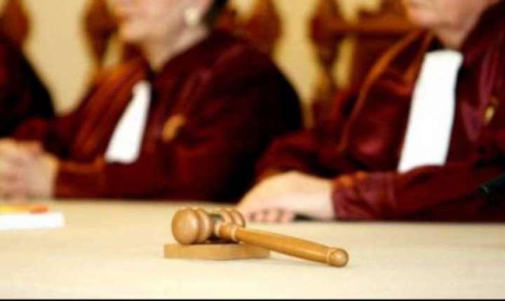 Completurile de 5 judecatori au fost trase la sorti vineri