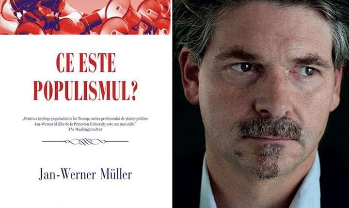 Ce este populismul?, de Jan-Werner Müller