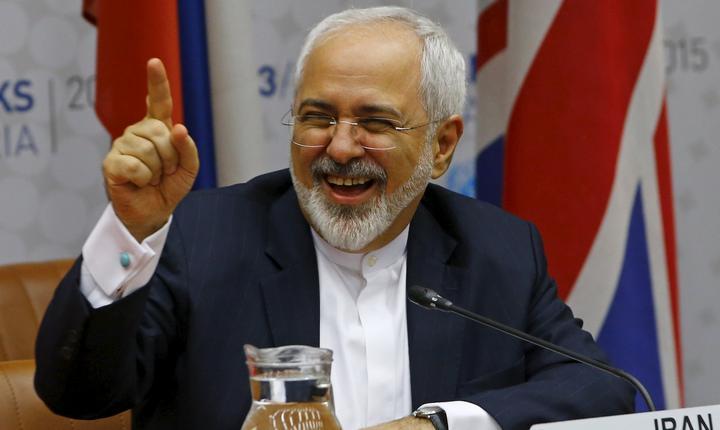 Ministrul iranian de Externe, Mohammad Javad Zarif (Foto: Reuters/Leonhard Foeger)