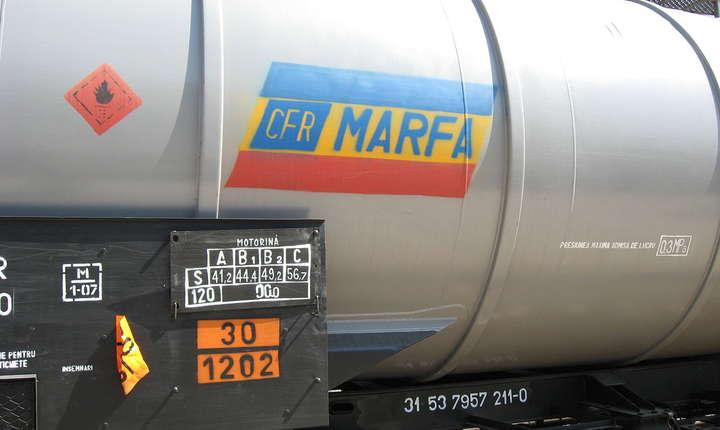 CFR Marfă a avut pierderi în fiecare an din 2008 până în prezent