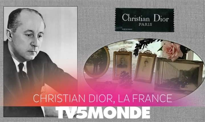 Documentar Christian Dior. La France, 2017