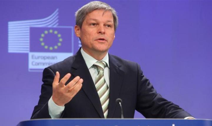 Dacian Ciolos considera ca Romania nu este admisa in spatiul Schengen din motive depasite