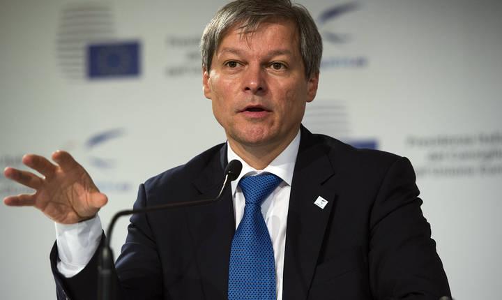 Dacian Cioloș discută cu înalții oficiali comunitari despre posibile scenarii referitoare la viitorul Europei