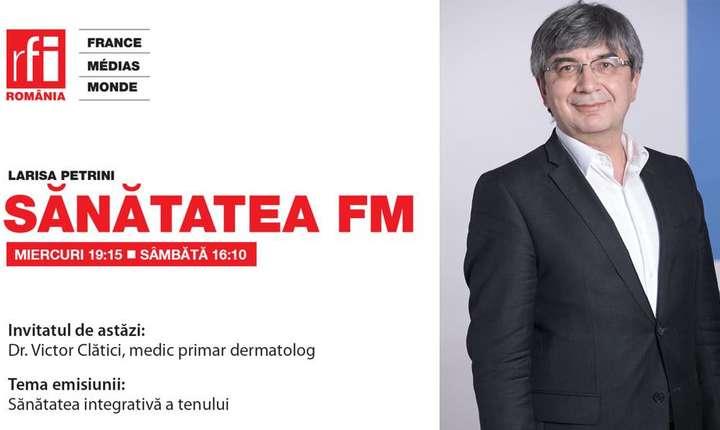 Dr. Victor Gabriel Clătici la Sănătatea FM