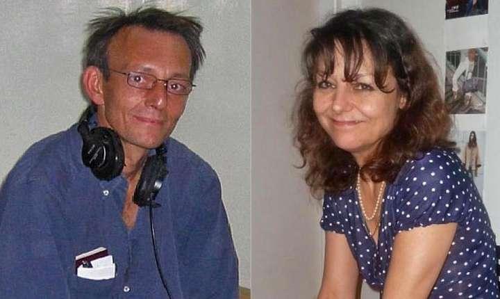 Claude Verlon si Ghislaine Dupont au fost asasinati pe 2 noiembrie 2013.