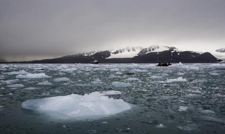 In Arctica, temperaturile au crescut cu 2,8°C de la începutul secolului 20
