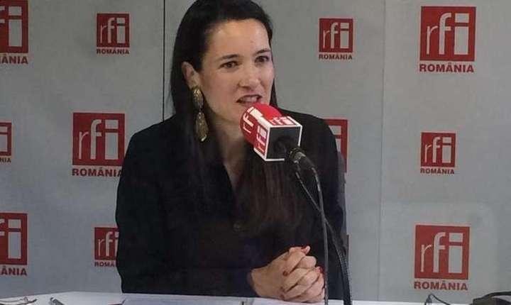 Clotilde Armand propune desfiinţarea pensiilor speciale (Foto: Arhiva RFI)