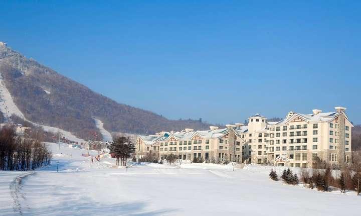 Sat de vacantà Club Med la Yabuli, cea mai mare statiune de schi din China