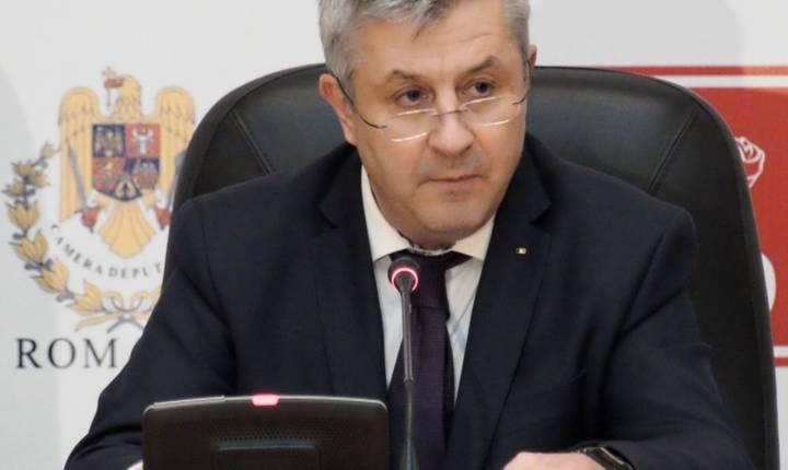 Deputatul Florin Iordache e de părere că protestul magistraților prejudiciază cetățenii (Sursa foto: site PSD)