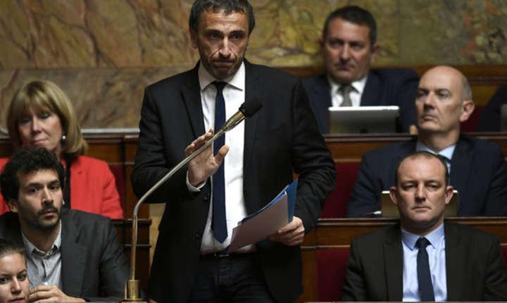 Paul-André Colombani, deputat nationalist corsican în Parlamentul francez