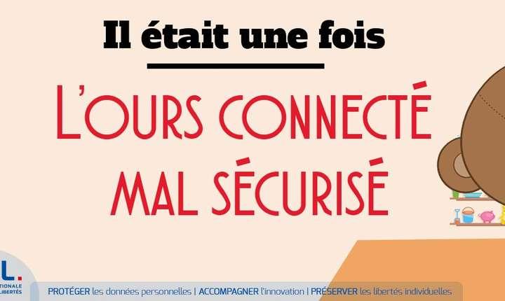 Comisia Nationala de Informatica si a Libertatilor din Franta avertizeaza fabricantii si parintii asupra jucariilor ce pot fi conectate la internet