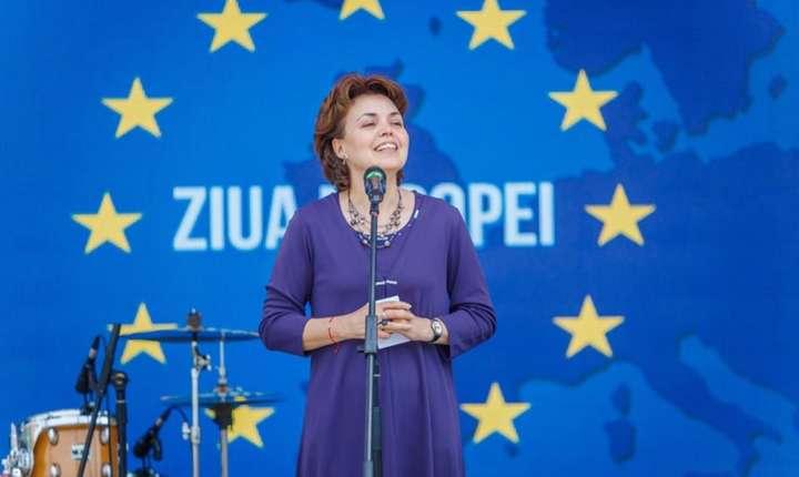 Angela Cristea, apărată de oficialii CE (Sursa foto: Facebook/Angela Cristea)