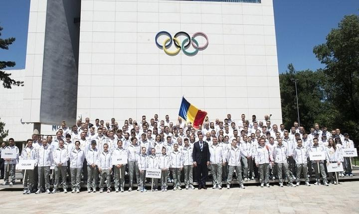 Comitetul Olimpic și Sportiv Român la Baku
