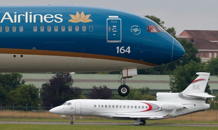 Anchetă în SUA în domeniul transportului aerian