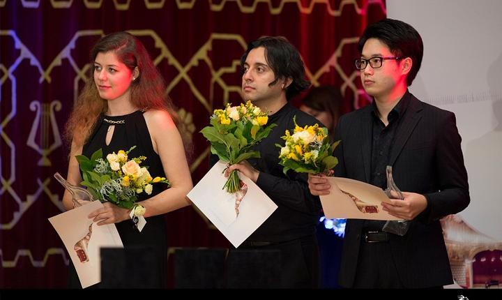Câștigătorii Concursului Enescu 2016