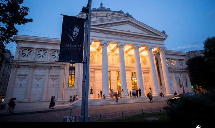 Concurs Enescu 2018 - 14 septembrie - Recital Salvatore Accardo - Laura Manzini