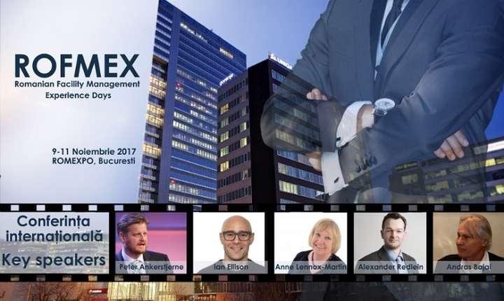 Conferința Internațională de Facility Management și Servicii Suport