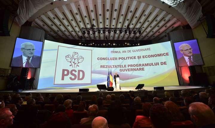 Conducerea PSD s-a reunit in sedinta dupa rezultatul alegerilor si incarcerarea lui Liviu Dragnea