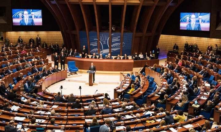 Consiliul Europei reuneste parlamentari din 47 de state europene