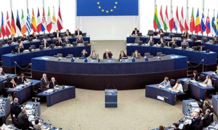 Viorica Dăncilă a prezentat astăzi în plenul Parlamentului European priorităţile preşedinţiei României la Uniunea Europeana