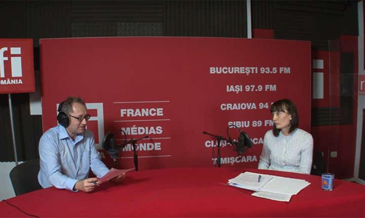 Constantin Rudniţchi și Saniya Melnicenca