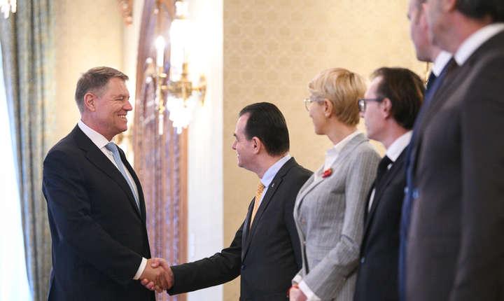 Consultări la Cotroceni, cu partiele politice, în vederea referendumului privind justiția, din 26 mai.
