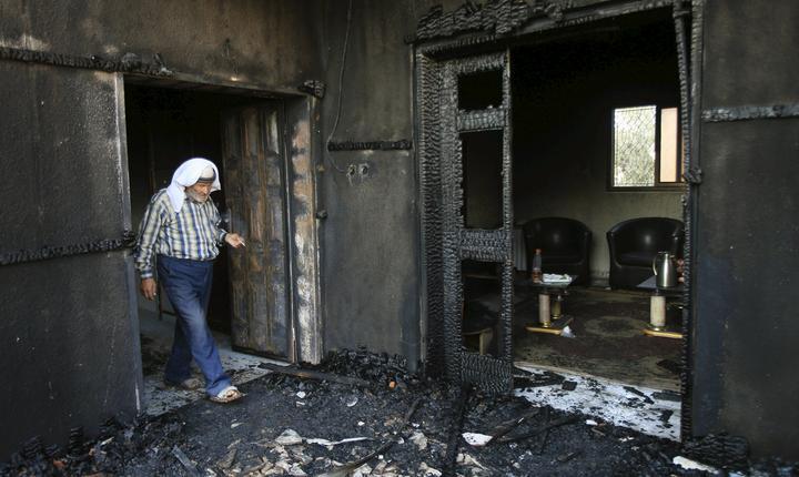 Foto: Reuters/Abed Omar Qusini