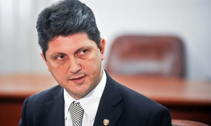 Titus Corlăţean este fost ministru de Externe al României şi actual consilier al premierului Victor Ponta