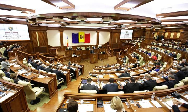 O nouă majoritate în Parlamentul Republicii Moldova