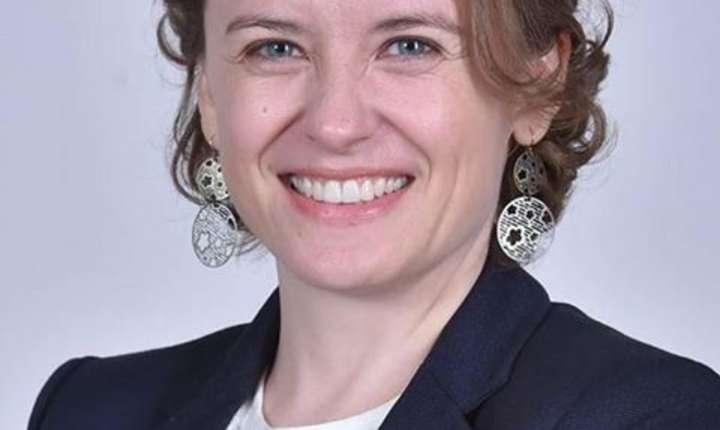 Deputatul USR Cosette Chichirău (Sursa foto: Facebook/Cosette Chichirău)