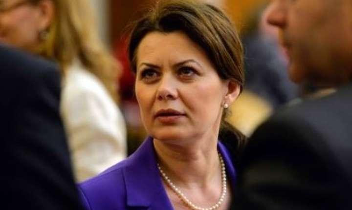 Aurelia Cristea a fost deputat PSD timp de 20 de ani şi ministru pentru Dialog Social, inițiatoare a legii anti-fumat