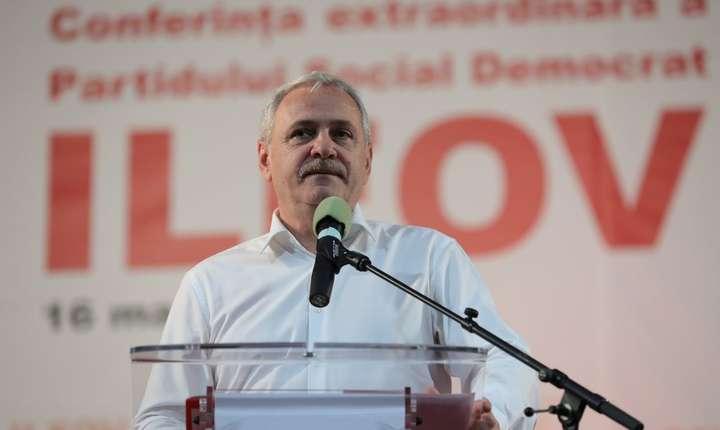 Liviu Dragnea, izolat de socialiștii europeni? (Sursa foto: site PSD)