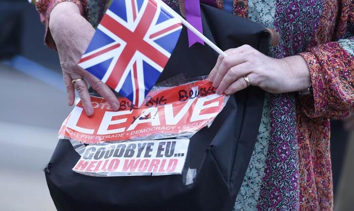Britanicii au votat pentru ieşirea din UE (Foto: Reuters/Toby Melville)