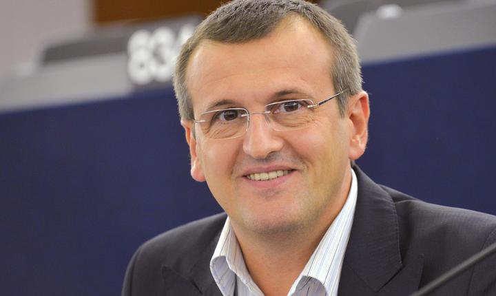 Europarlamentarul Cristian Preda