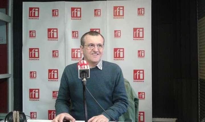 Cristian Preda, critic la adresa lui Tudorel Toader (Foto: arhivă RFI)