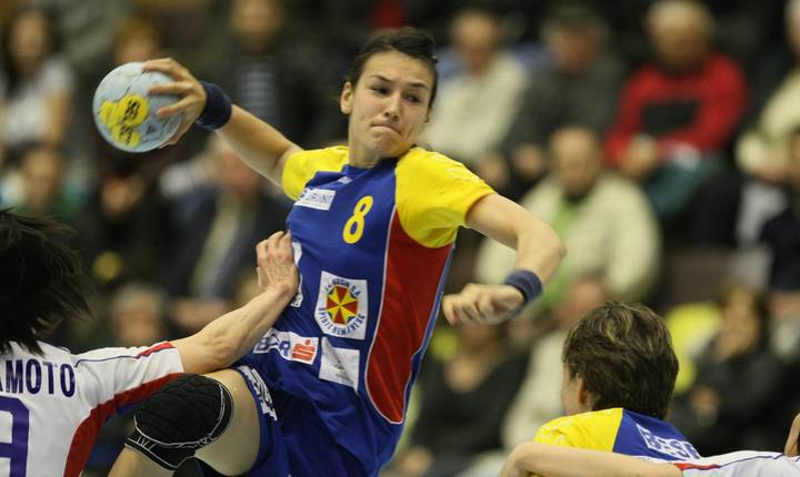 Cristina Neagu, cea mai bună jucătoare de handbal din 2015