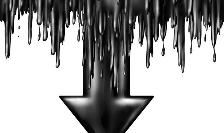 Preţul petrolului a scăzut, pe fondul crizei din Grecia.