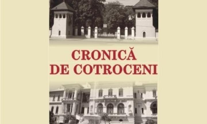 Cronică de Cotroceni de Adriana Săftoiu